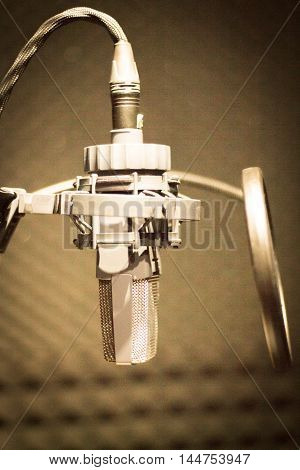 Sound Recording Studio Mic