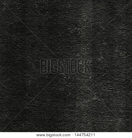 Monochrome black paper abstract texture background pattern