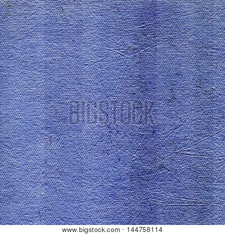 Cornflower blue paper abstract texture background pattern