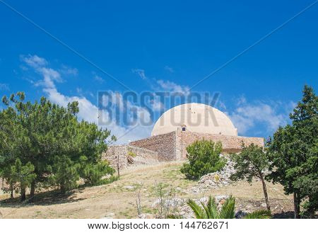 Old Building With A Dome