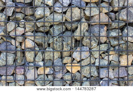 stone rock apply design and background .