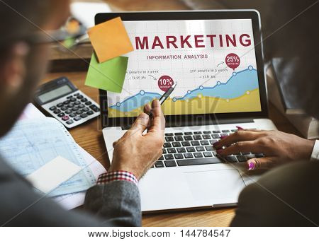 Marketing Business Plan Strategy Vision Commercial Concept