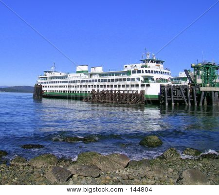 Estado de ferry, Washington