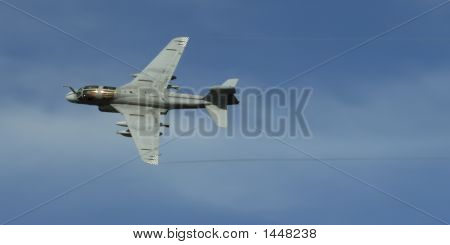 Prowler Fly-By