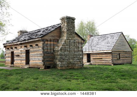 Slave Quaters And Field Kitchen Building