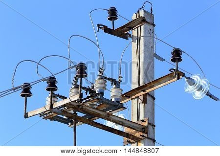 Insulator Power Lines