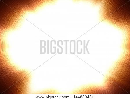 abstract gold lighting design background