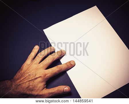 Sign This Paper