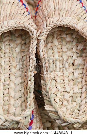 Bast Shoe