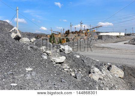 Karagaysky Careers. Pit Mining