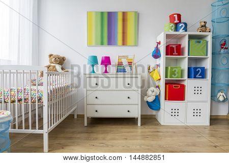 Design Ideas For Baby Room Interior