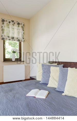 Cosy Corner Of A Grandmom's Bedroom