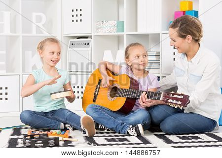 Acquiring New Musical Skills With Enthusiasm