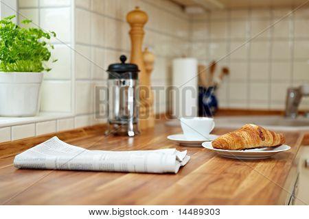 Minimalistic Breakfast