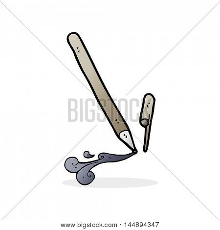 cartoon pen