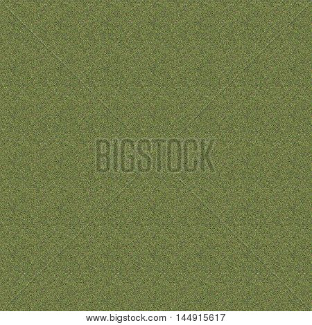3d illustration of squared seamless grass texture