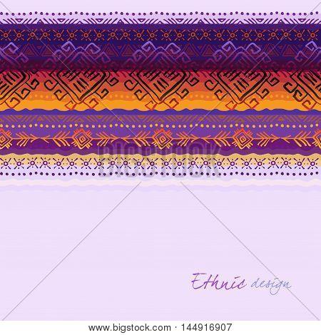 Tribal Ornamental Design