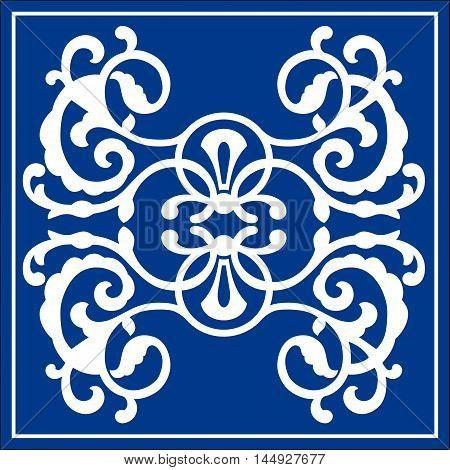 Vintage ornament, baroque ornament,  scroll ornament engraving ornament, retro pattern, antique ornament,  elegant ornament, victorian ornament. Vector.