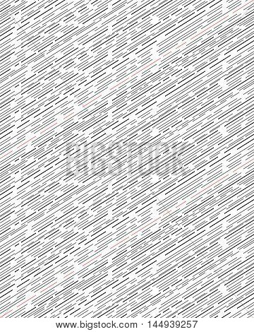 Seamless pattern background of sloping dashed lines