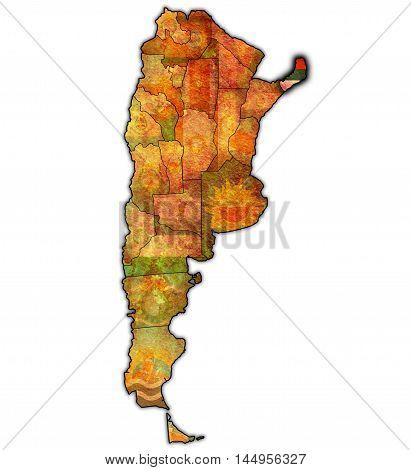 Misiones Region Territory
