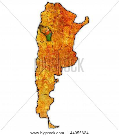La Rioja Region Territory
