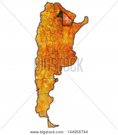 Chaco Region Territory In Argentina
