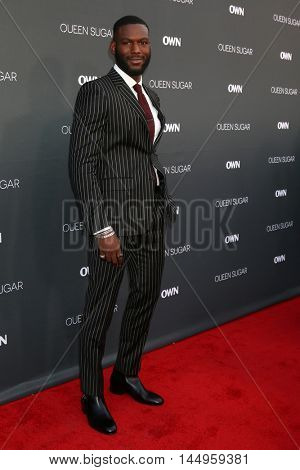LOS ANGELES - AUG 29:  Kofi Siriboe at the Premiere Of OWN's