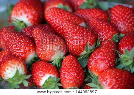 Strawberry..