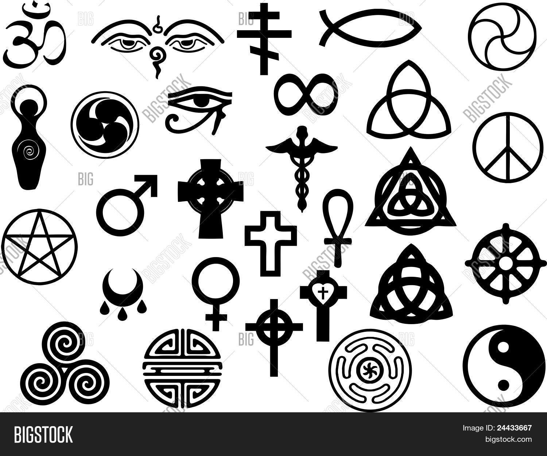 Religious healing symbols biocorpaavc