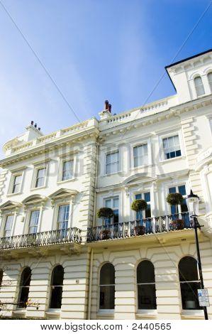 Casas de Londres de prestigio