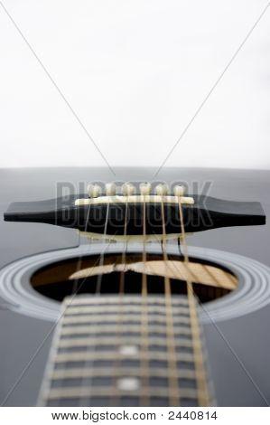 Acoustic Guitar Detail 13