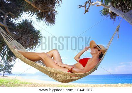 Paradies-swing
