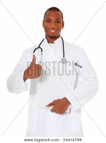 Optimistic doctor