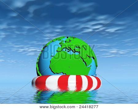 help Earth