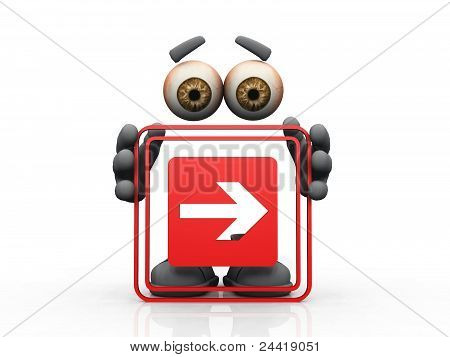 direction symbol