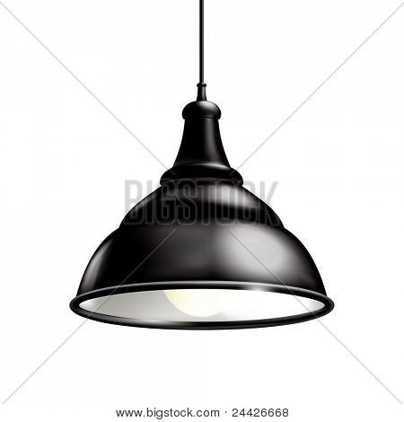 Black Lamp, vector
