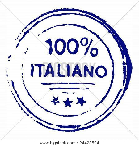 Hundred percent italian