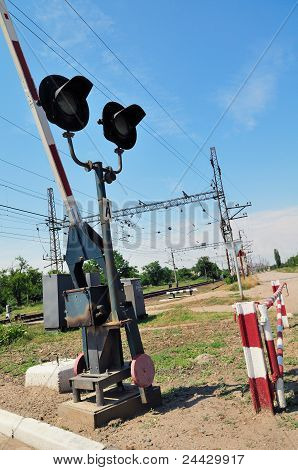 Railway traffic lights