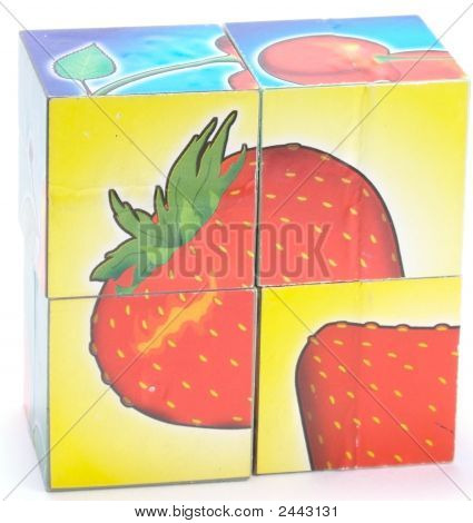 Mosaic-Strawberry