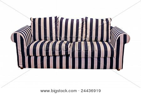 Stripe Sofa