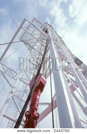 Texas Oil Rig