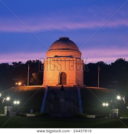 Memorial Nacional do Presidente William Mckinley