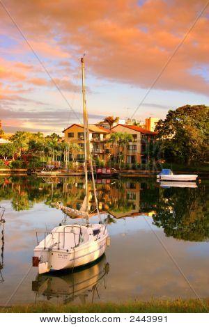 Noosaville, Sunshine Coast, Australia..