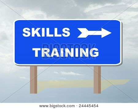 Treinamento de habilidades