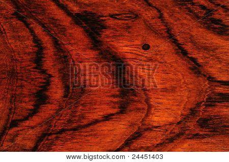 Jacaranda Wood Grain Detail