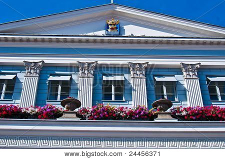 Rathaus von Helsinki