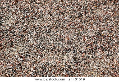 Small Stones (crushed Gravel)