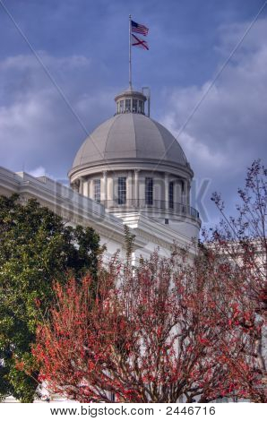 El Capitolio de Montgomery Alabama