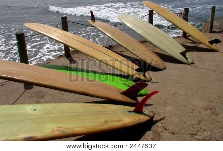Vintage Surfboards
