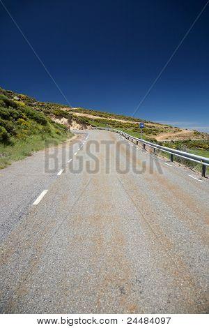 Slow Speed Rural Road